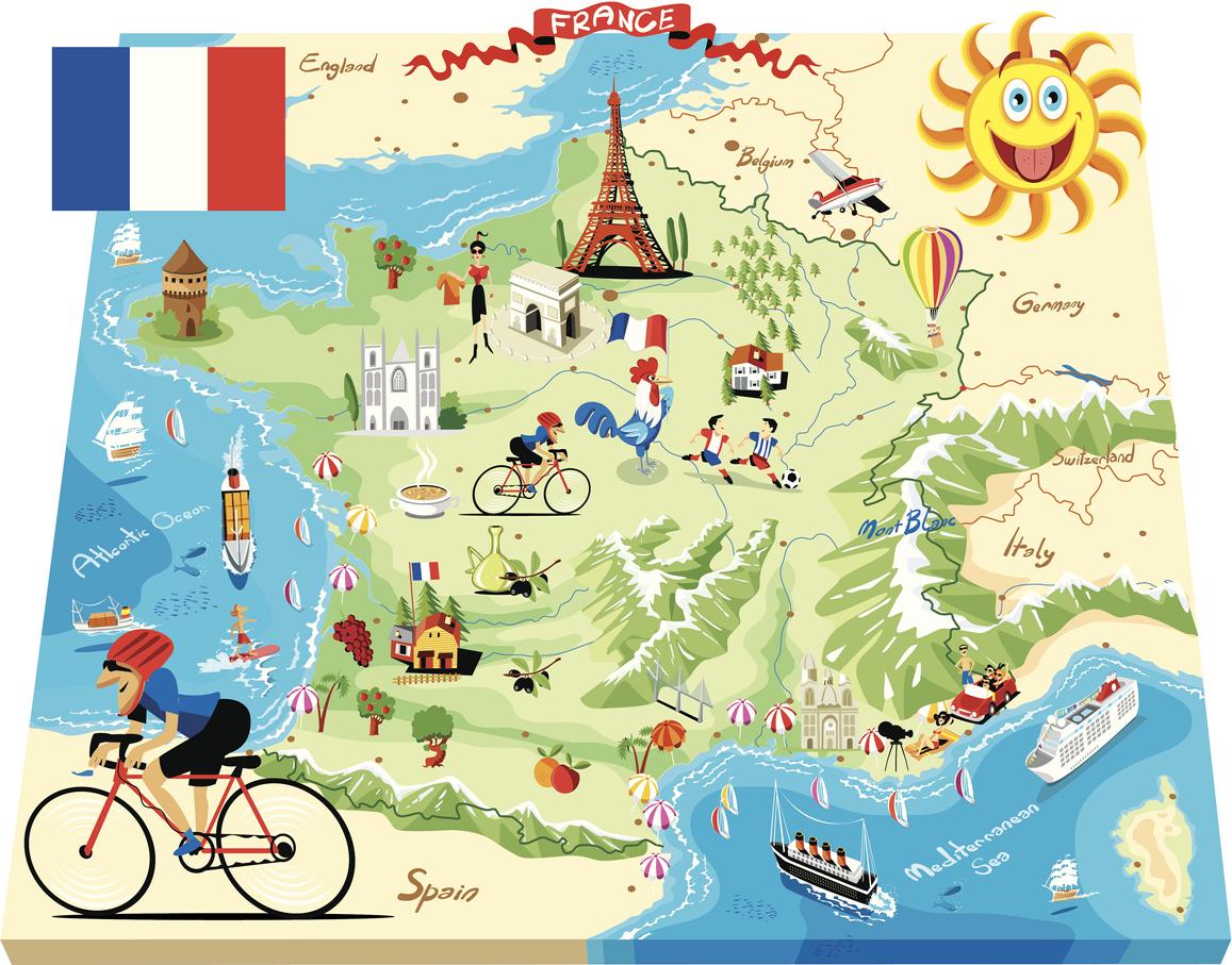 Quelles sont les meilleures destinations de vacances en France ?